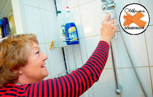 Sådan finder du tips til rengøringen!